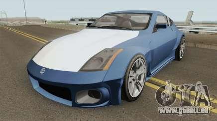 Annis ZR380 GTA V IVF für GTA San Andreas
