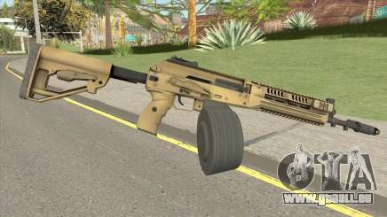 PAYDAY 2 RPK-17 Drum pour GTA San Andreas