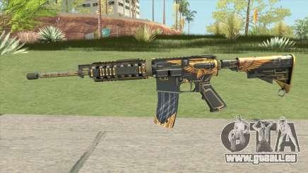 Rules Of Survival AR15 Tercel pour GTA San Andreas