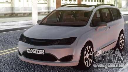 Chrysler Pacifica 2017 pour GTA San Andreas