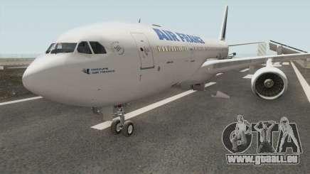 Airbus A330-200 GE CF6-80E1 (Air France) pour GTA San Andreas
