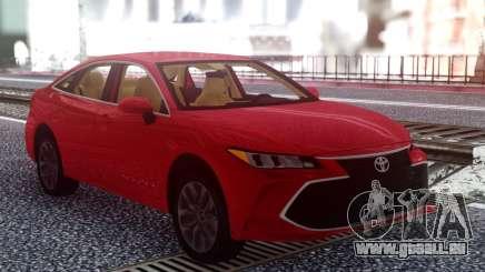Toyota Avalon 2019 für GTA San Andreas