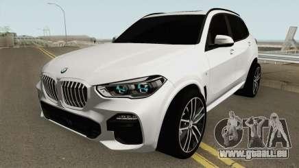 BMW X5 G05 M Sport 2019 pour GTA San Andreas
