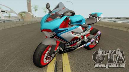Ducati Panigale Edition pour GTA San Andreas