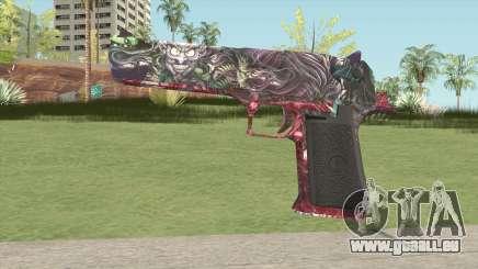 Desert Eagle (Xorxe) für GTA San Andreas