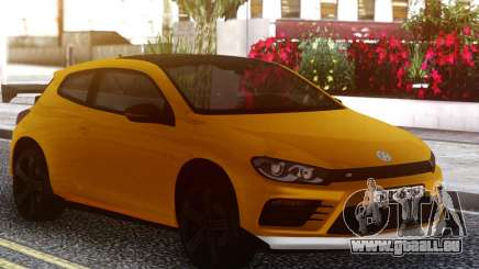Volkswagen Scirocco GT Yellow für GTA San Andreas