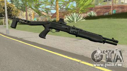 Contract Wars SPAS-12 pour GTA San Andreas