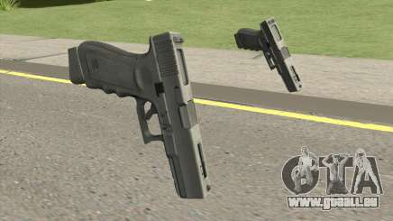Contract Wars Glock 18 pour GTA San Andreas