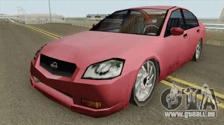 Nissan Altima (SA Style) für GTA San Andreas