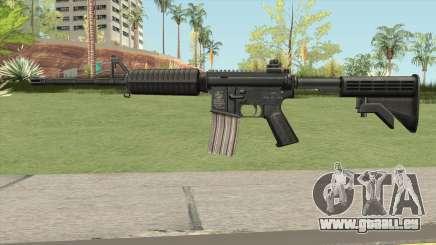 M4A1 HQ Skin GTA IV pour GTA San Andreas