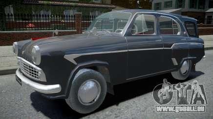 Moskvich 423 pour GTA 4