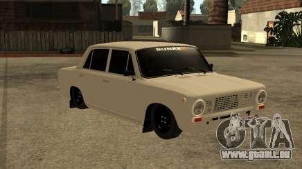LA VAZ 2101 BPAN pour GTA San Andreas