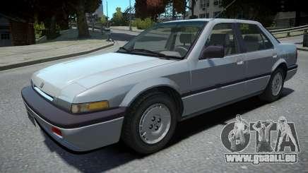 Honda Accord 1986 pour GTA 4