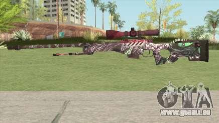 Sniper Rifle (Xorke) pour GTA San Andreas