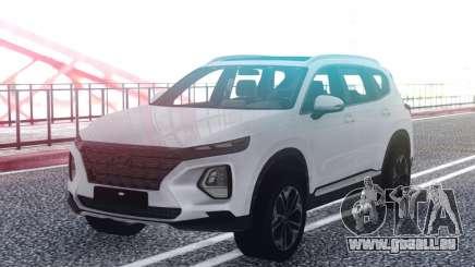 Hyundai Santa Fe 2019 pour GTA San Andreas