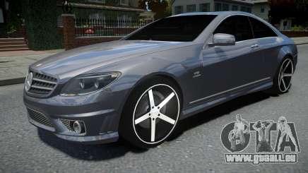 Mercedes-Benz CL 65 AMG pour GTA 4