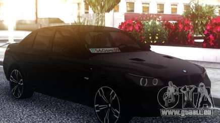 BMW M5 E60 M pour GTA San Andreas