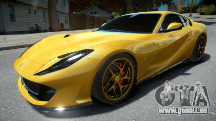 Ferrari 812 Superfast pour GTA 4