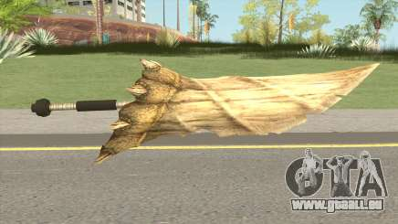 Monster Hunter Weapon V1 pour GTA San Andreas