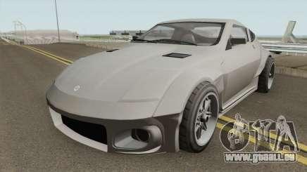 Annis ZR380 Standard GTA V für GTA San Andreas
