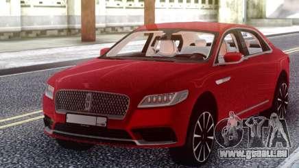 Lincoln Continental FIX pour GTA San Andreas