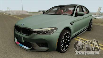 BMW M5 F90 MPerformance pour GTA San Andreas