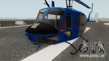 Bell UH-1 Huey POLICIJA BiH pour GTA San Andreas