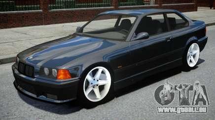 BMW M3 E36 v2 pour GTA 4