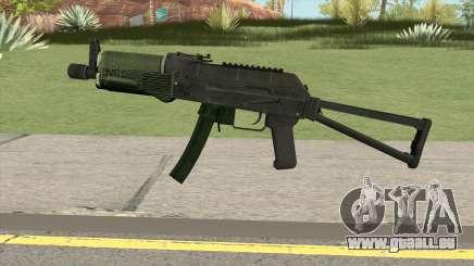 GDCW PP-19 Vityaz pour GTA San Andreas