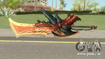 Monster Hunter Weapon V2 pour GTA San Andreas