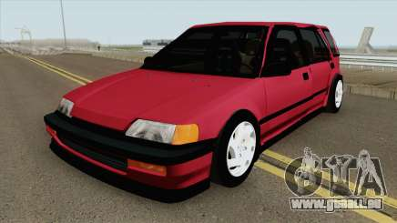 Honda Civic Wagon 1991 pour GTA San Andreas