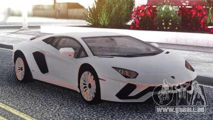 Lamborghini Aventador S pour GTA San Andreas