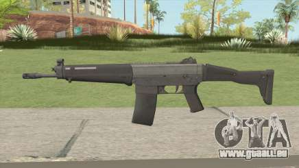 Assault Rifle Uncharted 4 pour GTA San Andreas