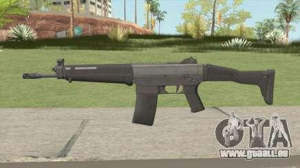 Assault Rifle Uncharted 4 für GTA San Andreas