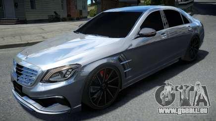 Mersedes-Benz S-Class W222 WALD pour GTA 4