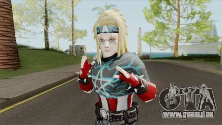 Captain America Heavy Metal From Marvel Avengers pour GTA San Andreas