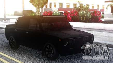 VAZ 2101 Black Glass pour GTA San Andreas