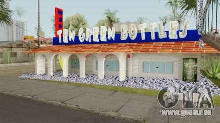 Ten Green Bottles (New Textures) pour GTA San Andreas