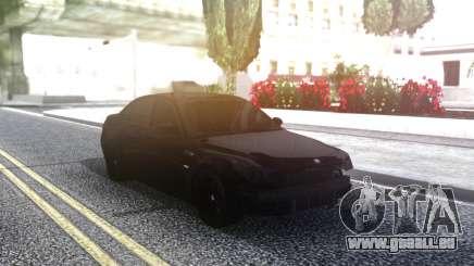 BMW M5 E60 Crashed pour GTA San Andreas