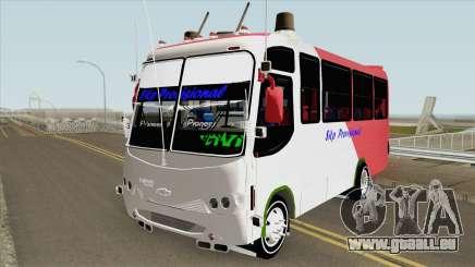 Fenix Sitp Provisional pour GTA San Andreas