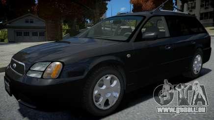 Subaru Legasy Wagon 2000 pour GTA 4