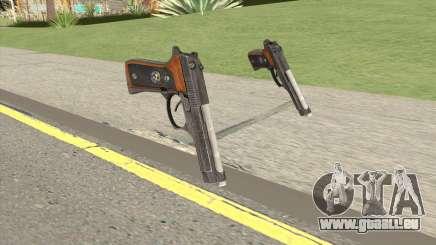 Samurai Edge Standard Model für GTA San Andreas