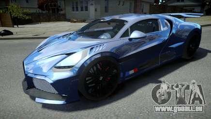 Bugatti Divo für GTA 4