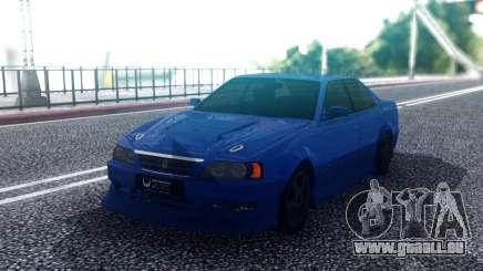 Toyota Chaser Blue Sedan pour GTA San Andreas