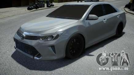 Toyota Camry 2014 pour GTA 4