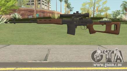 Battle Carnival SVD Dragunov pour GTA San Andreas