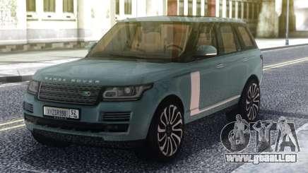 Range Rover SVA Classic pour GTA San Andreas