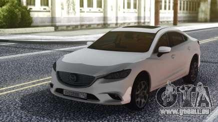Mazda 6 2017 pour GTA San Andreas