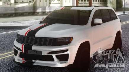 Jeep Wrangler Sport pour GTA San Andreas