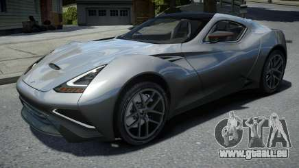 Icona Vulcano Titanium 2016 RIV für GTA 4